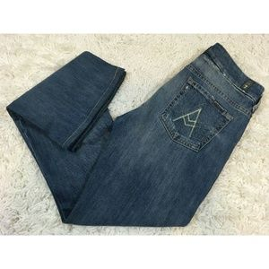 7 For All Mankind 'A Pocket' Medium Wash Seven 26